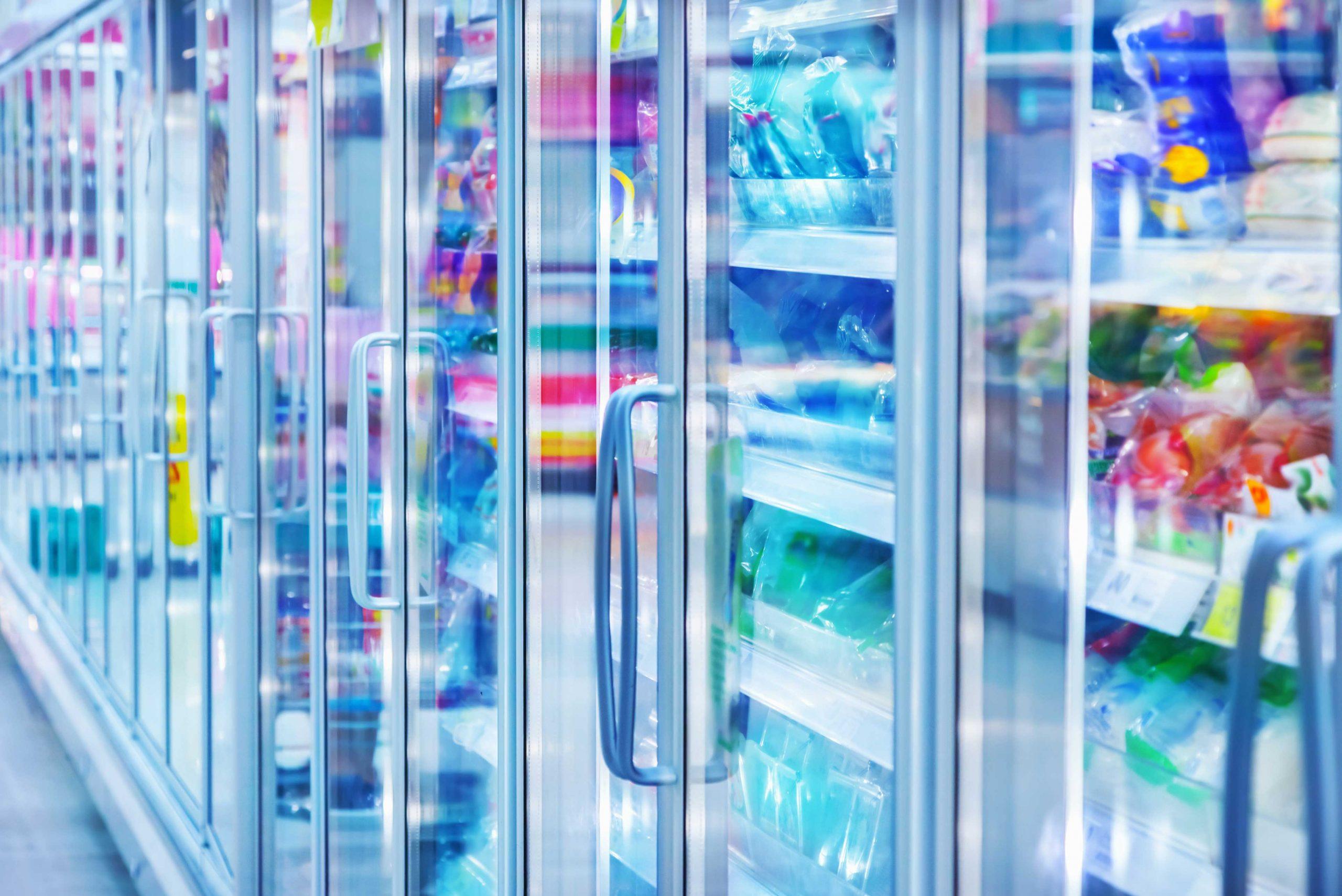 Store refrigerator
