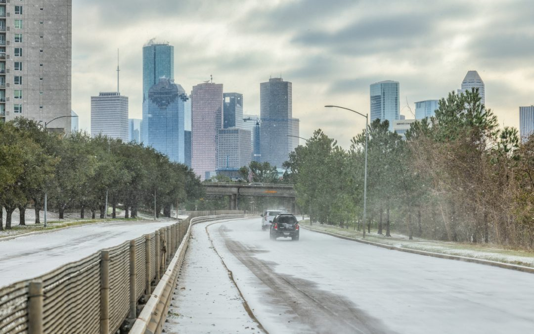 Resilience in the Grid: What Texas Tells us About the Need for a New Energy Infrastructure